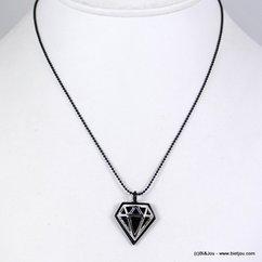 collier 0114211 argenté