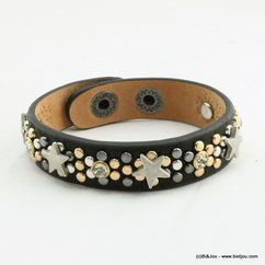 bracelet 0214581 noir