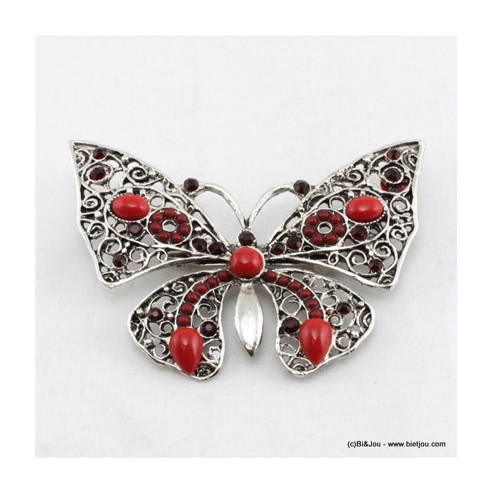 broche 0514505 papillon