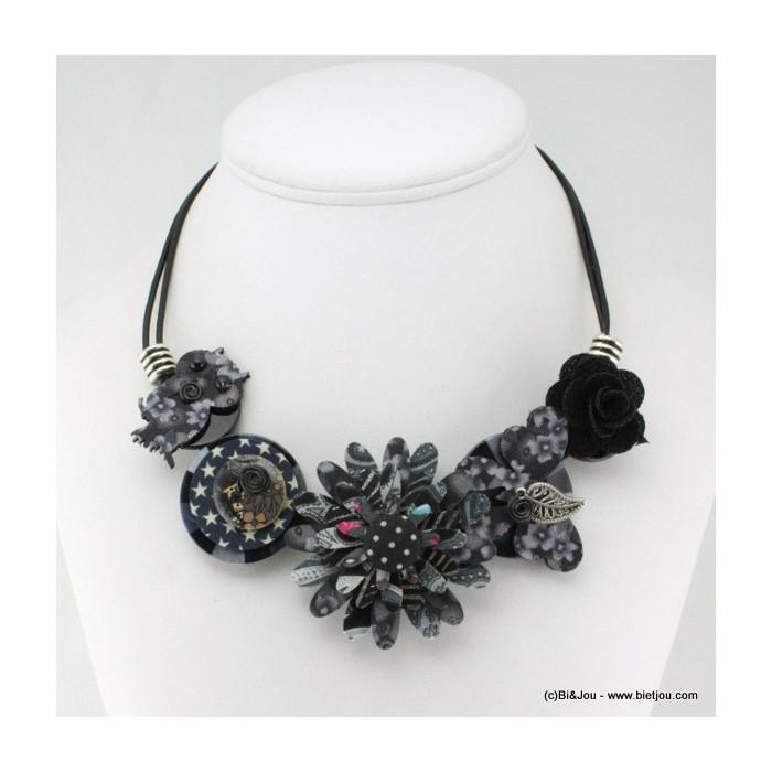 collier 0114688 fleur