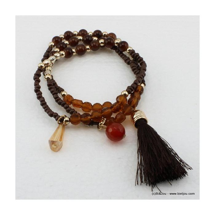 bracelet 0214619 pompon