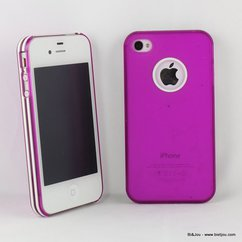 coque iPhone 4/4S 1112004 violet