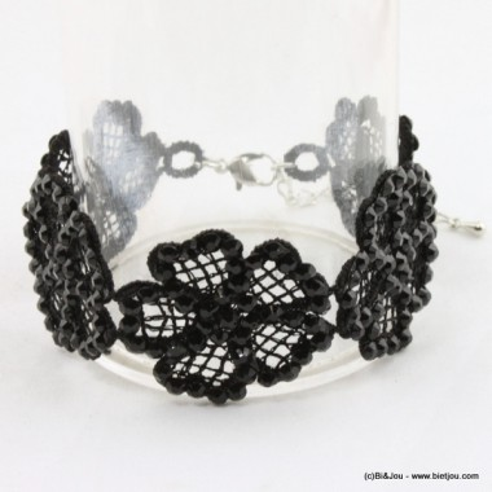 bracelet 0214635 fleur