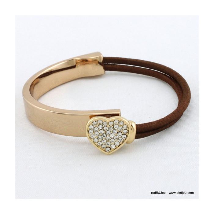 bracelet coeur 0215020