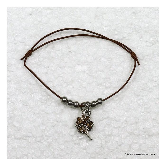bracelet 0211103 trèfle