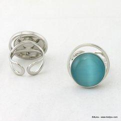 bague 0415047 bleu