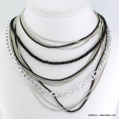 collier 0115508 argenté