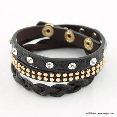 bracelet 0215514 noir