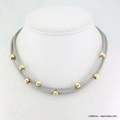 collier 0115631 argenté