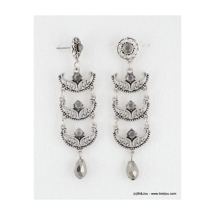 boucles d'oreille antique 0315529
