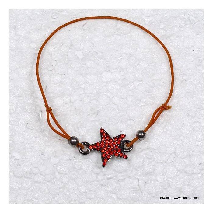 bracelet 0211106 étoile