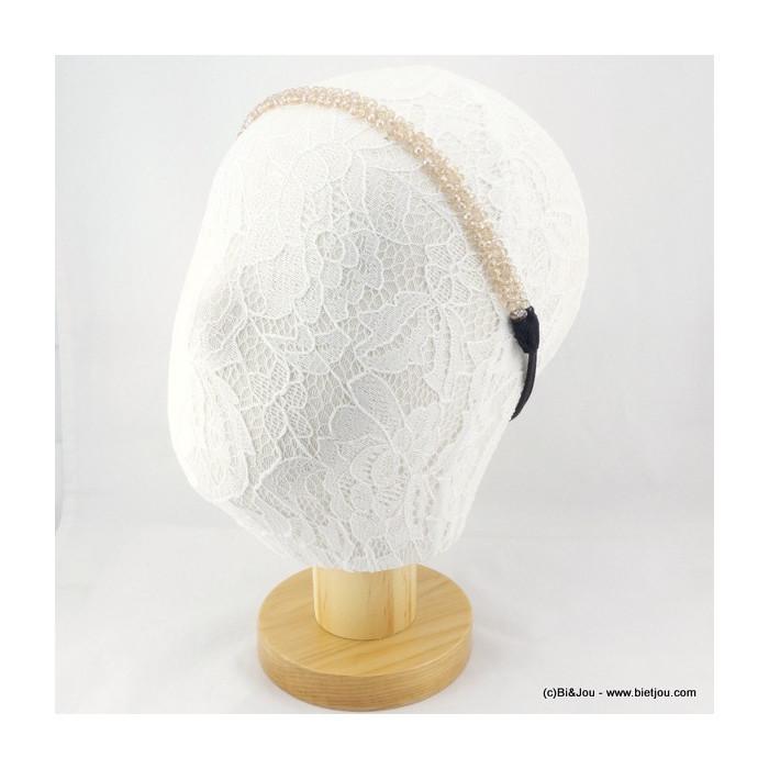 bandeau cheveux élastique 0615005
