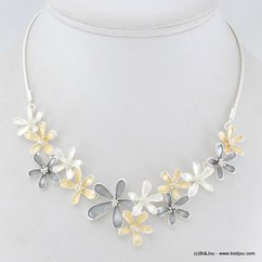 collier 0116032 naturel/beige
