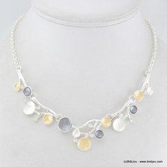 collier 0116033 naturel/beige