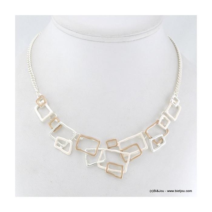 collier géométrique 0116057