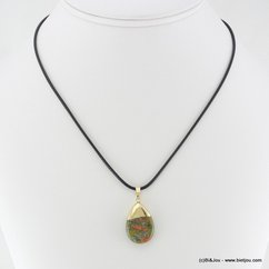 collier 0116106 vert