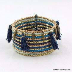 bracelet 0216029 bleu foncé