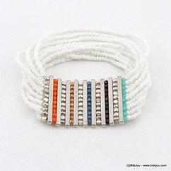 bracelet 0216030 blanc