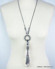 collier 0116128 argenté