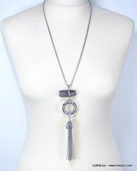 collier 0116126 argenté