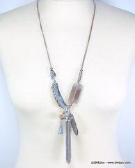 collier 0116130 argenté