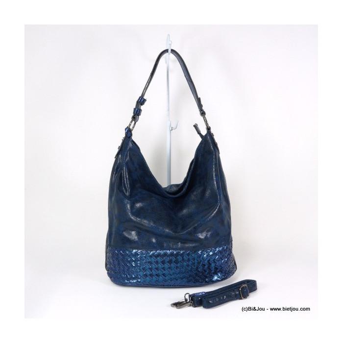 cabas femme Flora&Co imitation cuir effet béton 0916045
