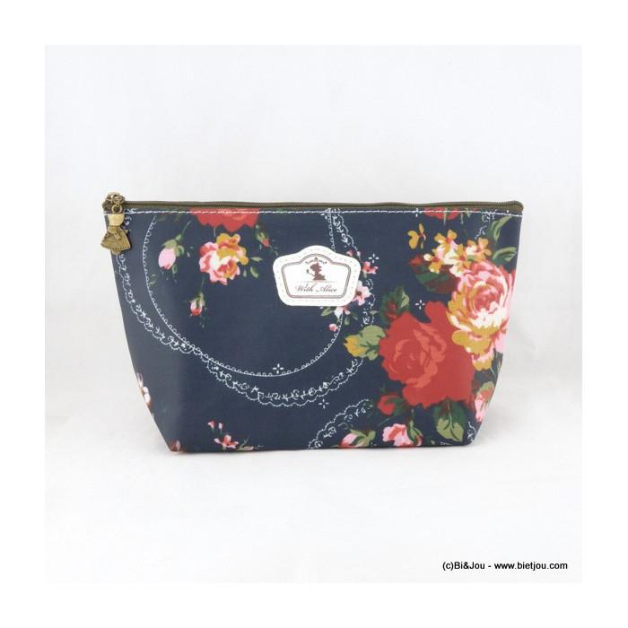 pochette vintage roses 0916065