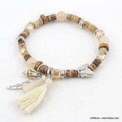 bracelet 0216114 naturel/beige
