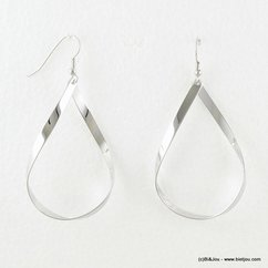 boucles d'oreille 0316121 argenté