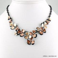 collier 0116548 marron