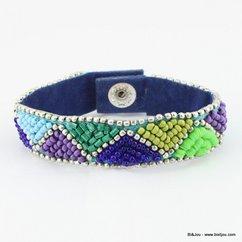 bracelet 0213061 bleu