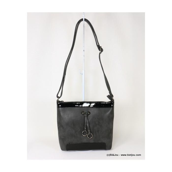 sac à bandoulière réglable Gallantry femme en simili-cuir 0916530