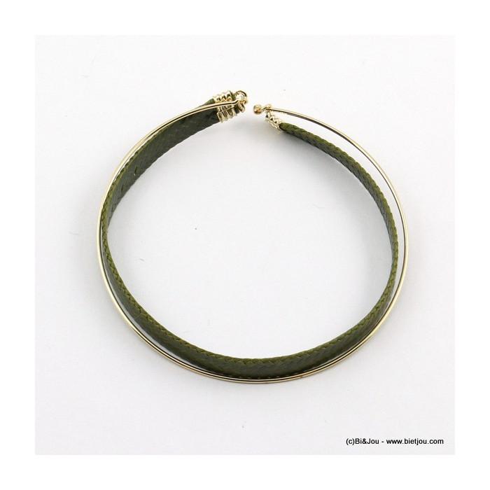 bracelet jonc souple ouvrable 0216528