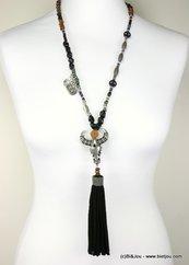 collier 0116570 noir