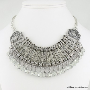 collier plastron antique 0116594