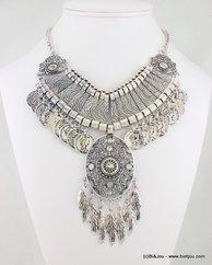 collier 0116585 argenté