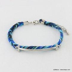 bracelet 0216162 bleu foncé