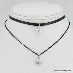 collier 0116710 noir