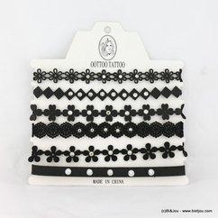 collier 0116713 noir