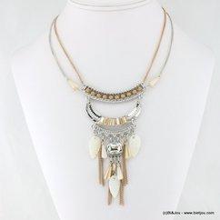 collier 0117019 naturel/beige