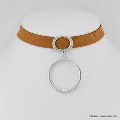 collier 0117107 gris foncé