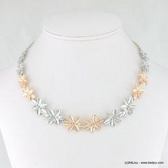 collier 0117251 doré/argenté
