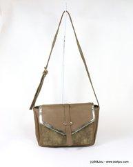 sac à bandoulière simili-cuir femme rabat 0917503