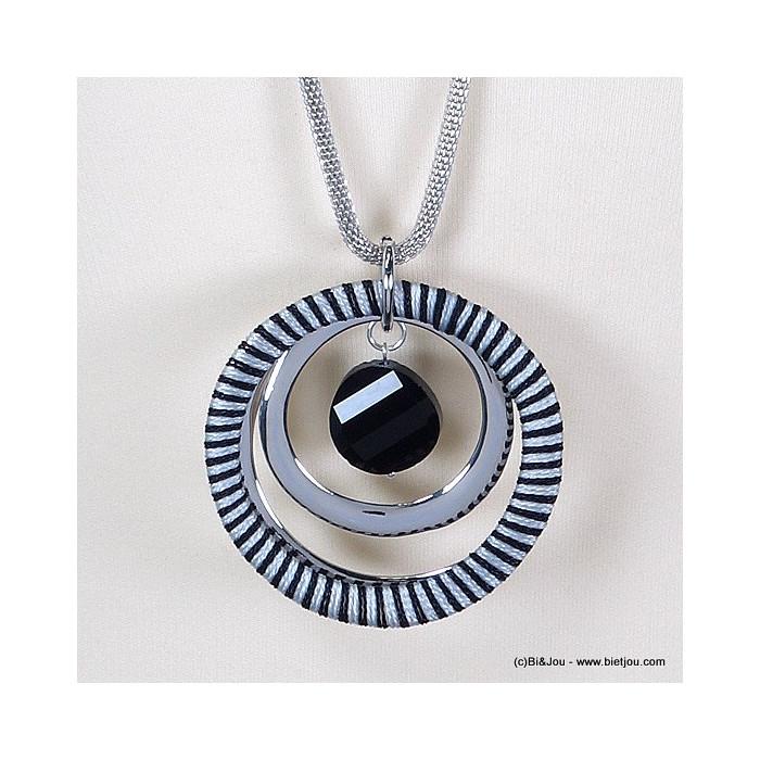 sautoir métal chic 0116039