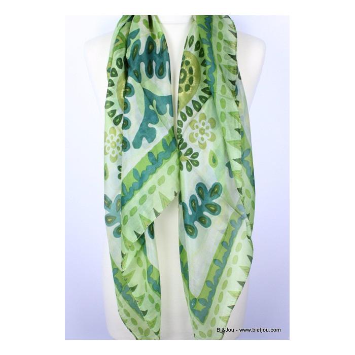 foulard 0713036 soie