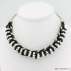 collier 0113280 noir