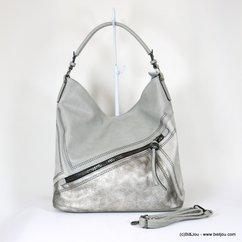 sac porté épaule Gallantry simili-cuir souple grainé 0918031