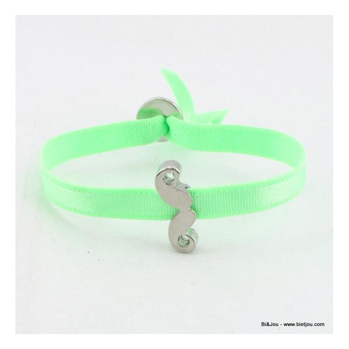 bracelet 0213118 moustache