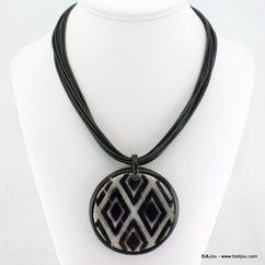 collier 0113530 noir