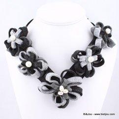 collier 0112634 noir